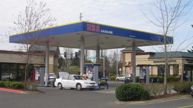 Actualmente el litro de gasolina en EU se encuentra en 10.59 pesos. Actualmente en México el precio de la gasolina Magna oscila los 13 pesos