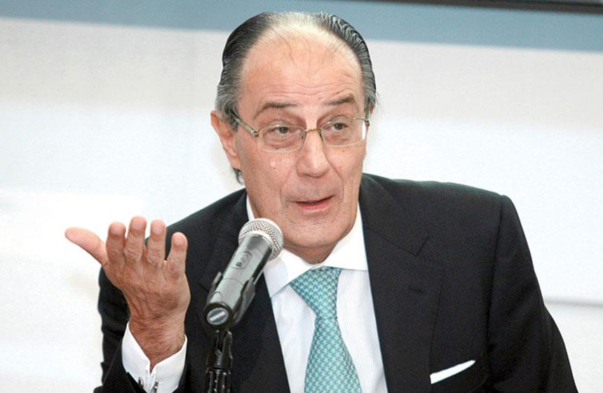 Carlos Ruiz Sacristán, exsecretario de comunicaciones y transportes y exdirector general de Pemex, desempeña hoy día la dirección general de IEnova.