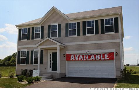 Según los datos oficiales, en octubre se vendieron 458 mil casas nuevas mientras que en septiembre se registró la compra de 455 mil viviendas.