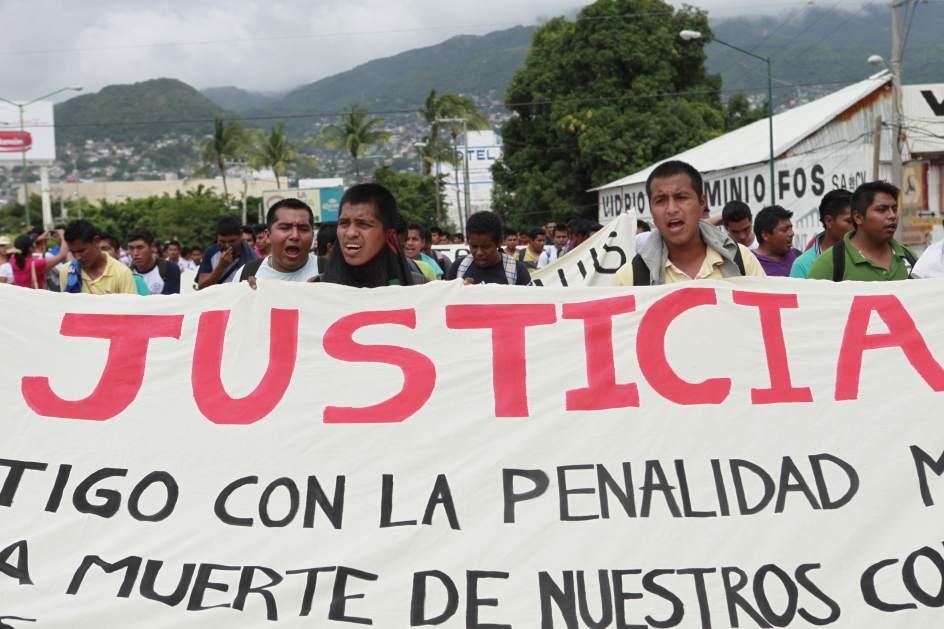 La justicia es una de los ejes que tanto líderes como ciudadanía consideran peor tratados por la administración peñista en noviembre.