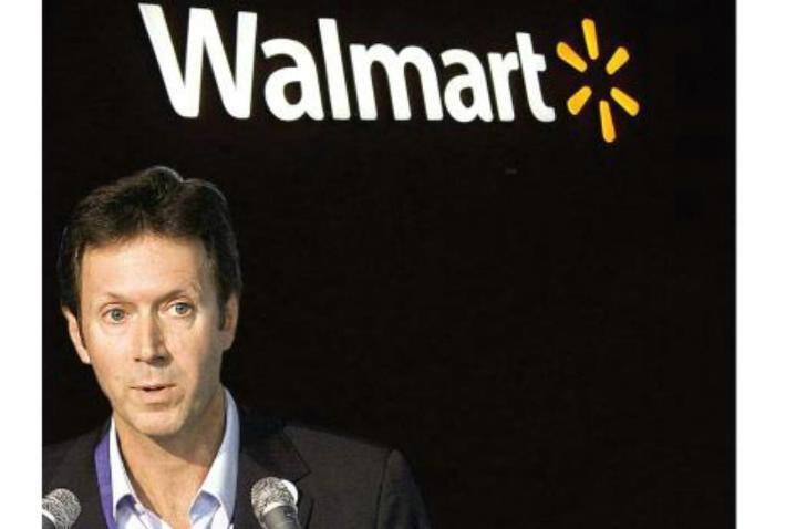 El director general de Walmart para México y Centroamérica, Scot Rank, se irá en enero del 2015, pero no se sabe quien lo remplazará.
