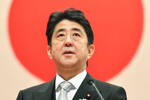 Japón, cuyo ministro es Shinzō Abe, tuvo una contracción en su economía al 3T de 1.2%.