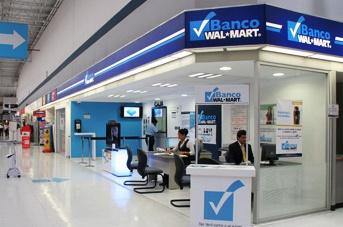 Banco Walmart cuenta con una cartera de crédito por 5,298 millones de pesos al 3T.