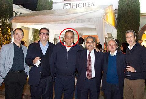 Rafael Olvera es el principal accionista de Ficrea. La CNBV pasó por alto sus actividades en Leadman Trade, las cuales se remontan al menos hasta el 2000.