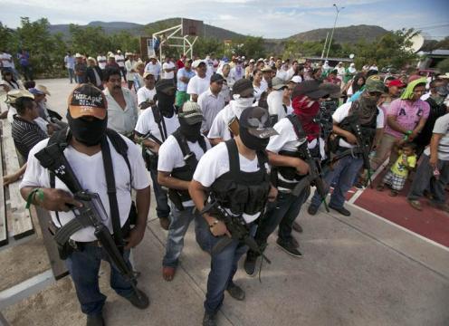 La violencia en México y su contagio en la frontera tendrían un alto impacto para EU en 2015, según el CFR.