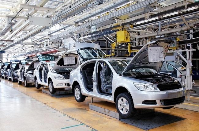 Las exportaciones automotrices mexicanas hacia Estados Unidos crecieron en 2014 13.9% anual.