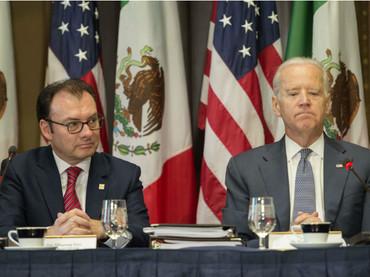 El DEAN, anunciado el pasado 2 de mayo de 2013, está encabezado por el vicepresidente de los Estados Unidos, Joseph Biden, y por el secretario de Hacienda, Luis Videgaray.