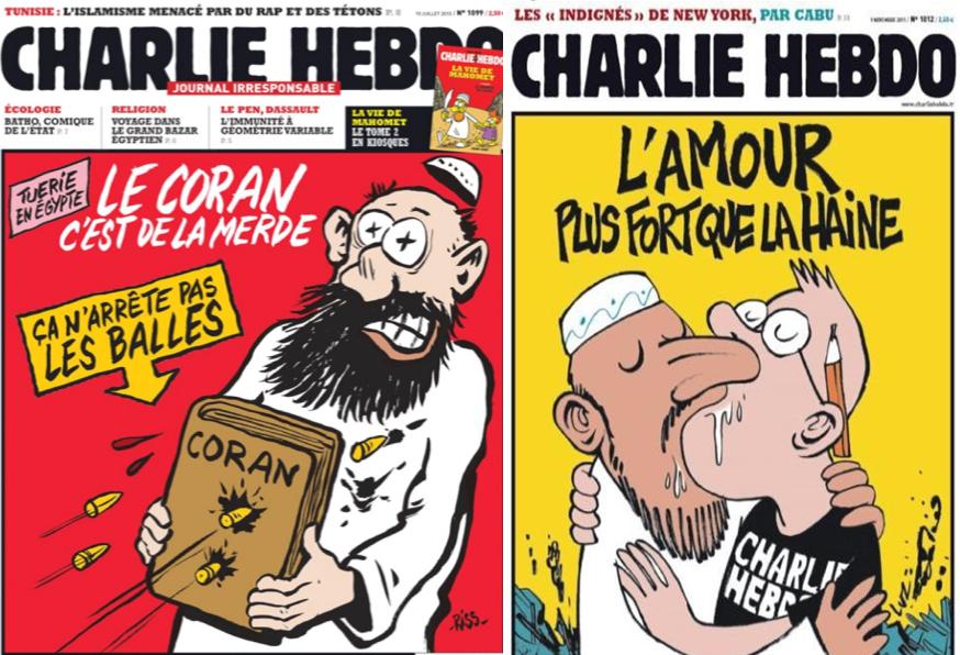 El atentado contra los trabajadores de la revista satírica Charlie Hebdo colocó en la agenda mundial el debate respecto a los límites de la libertad de expresión frente a temas religiosos.