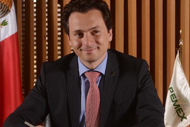 En lo que va del 2015 Pemex, a cargo de Emilio Lozoya, ha emitido deuda por más de 113.7 mil millones de pesos.