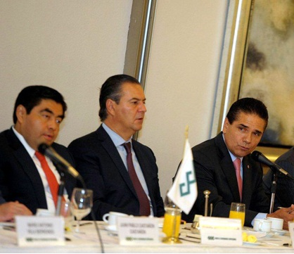 El CCE, presidido por Gerardo Gutiérrez Candiani, exigió al Congreso resolver 8 grandes pendientes antes del 31 de agosto.