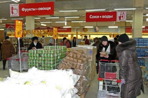 Rusia es el país con la mayor tasa inflacionaria en este inicio del 2015, con un 14.9%.