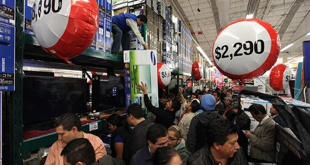 Las ventas al segundo mes de 2015 ascendieron a 193.2 mil millones de pesos.