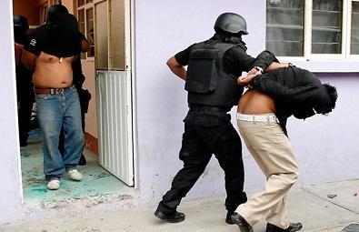 Los niveles delictivos en México a enero ya venían de una reducción de 2.3% anual en enero del 2013.