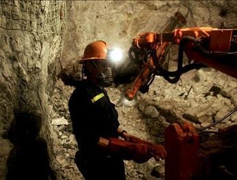 La minería es el sector de la producción industrial más afectado, en febrero cayó 2.5% mensual.
