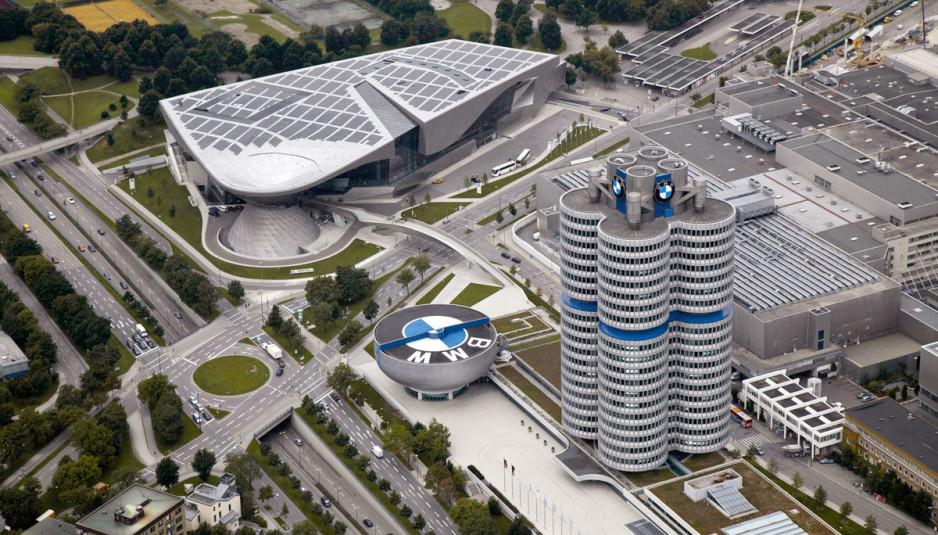 La empresa alemana automotriz BMW anunció una inversión de mil millones de dólares para la instalación de una planta en México.