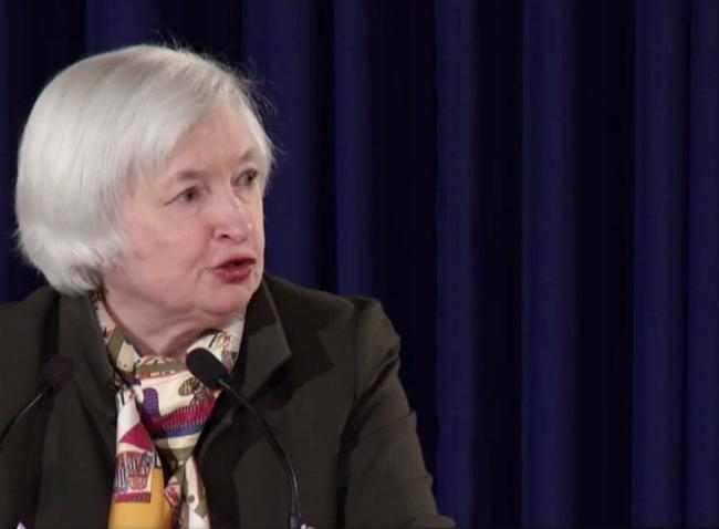 La presidenta de la Fed, Janet Yellen, aseguró que no serán impacientes para elevar las tasas.