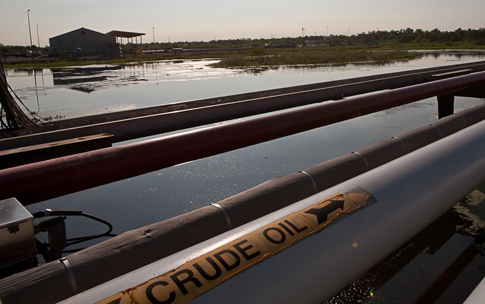 El máximo nivel de almacenaje alcanzado en la historia de Estados Unidos fue en diciembre de 2009, con 726.6 millones de barriles guardados en el subsuelo de Texas y Luisiana.