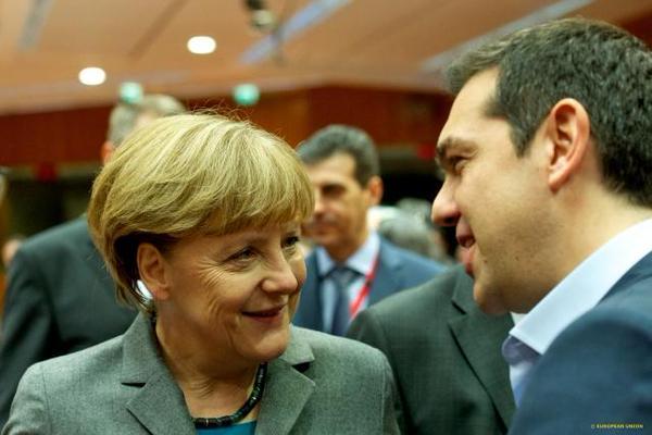 El pasado lunes los mandatarios Alexis Tsipras de Grecia y Angela Merkel de Alemania discutieron el marco general del paquete de reformas atenienses.