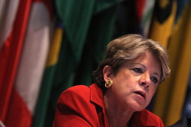 La Cepal, presidida por Alicia Bárcenas, modificó su estimación de crecimiento para América Latina, y no son buenas noticias para México.