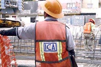 La deuda de ICA representa 7.6 veces su EBITDA a causa de la apreciación del dólar.