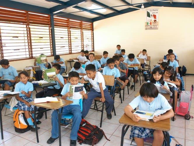 El manejo de recursos del programa de Reforma Educativa, creado en agosto del 2014, no permite hacer un análisis adecuado de su rendimiento.