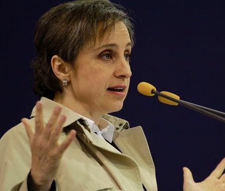 El Juez, Fernando Silva, ordenó a MVS a seguir considerando a Aristegui como parte de su equipo de periodistas y reintegrar pago de salarios pactados en el contrato entre ambas partes.