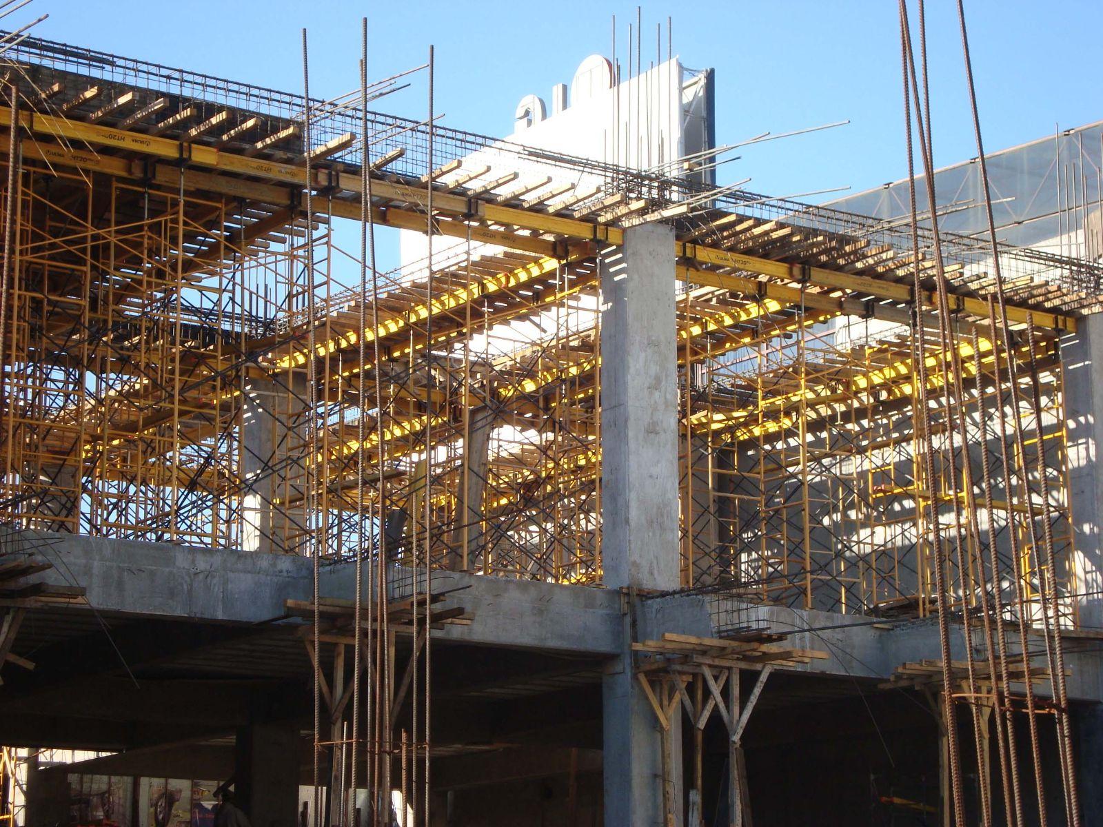 El sector de la construcción, causante de los efectos