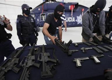 De acuerdo al índice Global de Paz, México gasta el equivalente al 10% del PIB nacional en contención de la violencia.