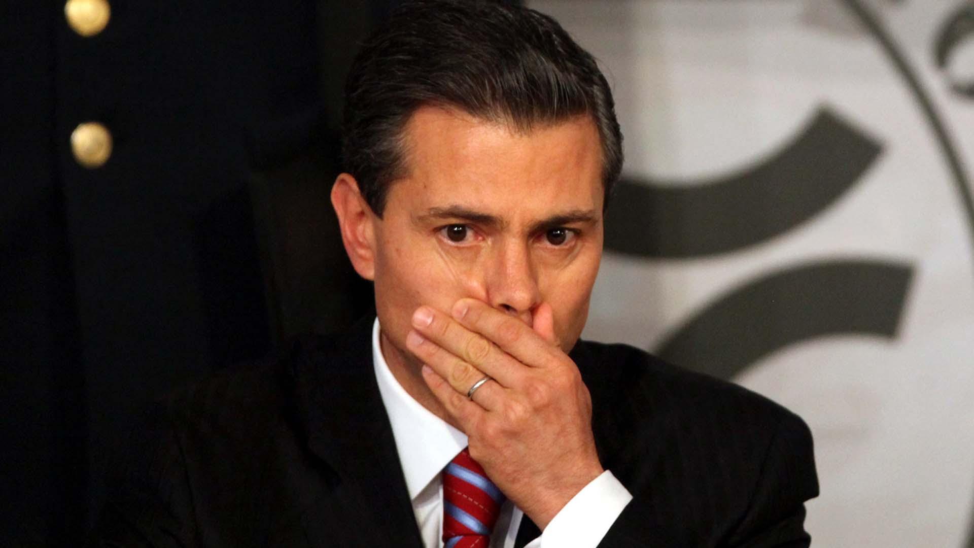 Peña Nieto tiene mucho de qué preocuparse