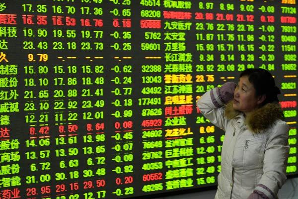 En su apertura el Shangai Composite tuvo una variación de +5.53% y el otro referente chino, CSI 300 está en +6.71%.
