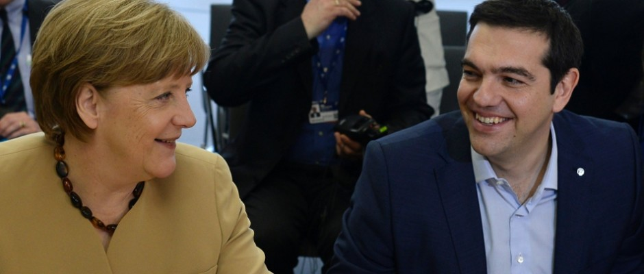 Merkel y Tsipras tienen a la UE sin rumbo fijo