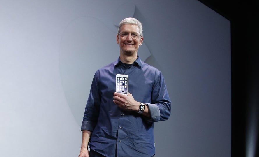 Las ventas del iPhone le dan seguridad a Apple, pero ya no es suficiente