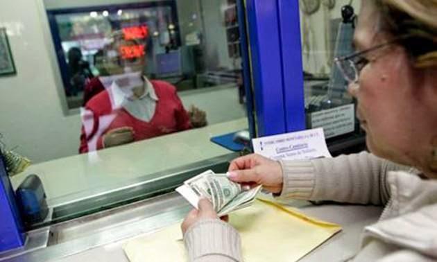 En esta primera mitad del año, las remesas llevan una racha de crecimiento de 5 meses seguidos a tasa anual, segùn datos del último informe de Banixco