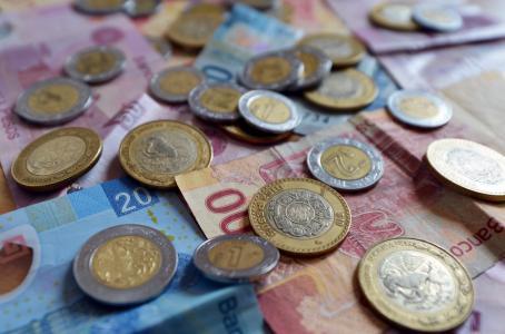 La economía mexicana podría crecer 2.55% en este 2015, y el tipo de cambio prevén sea 15.64 pesos por dólar al cierre de este año.