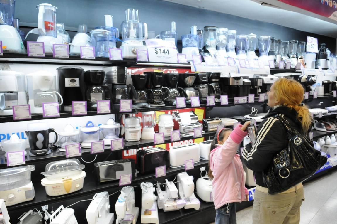La percepción en los consumidores de adquirir electrodomésticos en agosto creció 3.3% mensual y 16% anual.