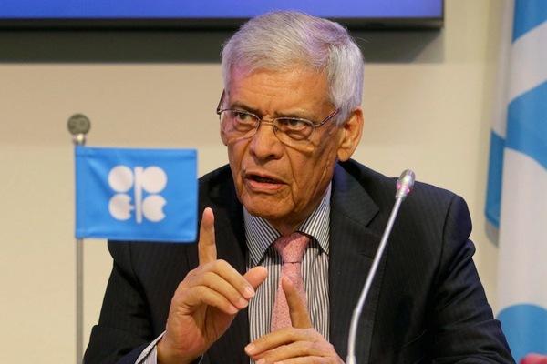 La OPEC pronostica una caída de mil 300 mil millones de dólares en las inversiones energéticas durante este 2015, en relación a 2014.