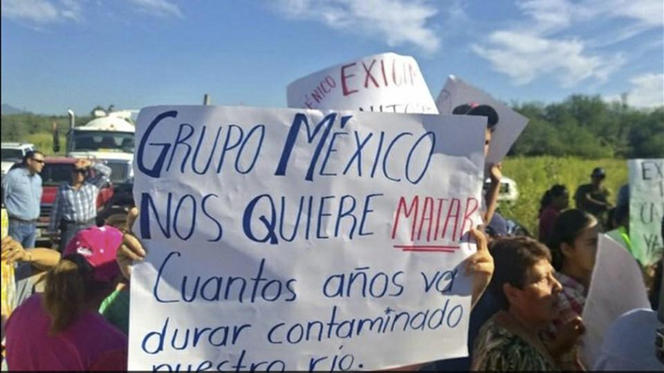 La norma mexicana que regula la calidad de agua de consumo permite altos niveles de arsénico, cadmio y zinc, en relación a los estándares sugeridos por la Organización Mundial de la Salud (OMS)