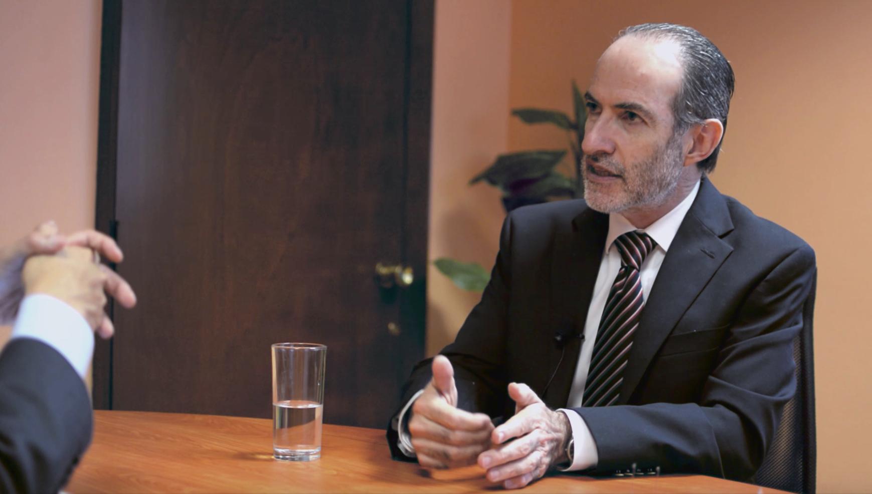Carlos Noriega Curtis, Presidente Ejecutivo de la AMAFORE.