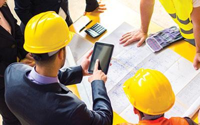 Directivos del sector constructor mejoraron su percepción sobre cuál es el aspecto actual de sus empresas, el índice pasó de 49.7 puntos en octubre a 50.4 unidades en noviembre.