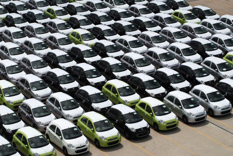 Nissan vendió uno de cada 4 vehículos en México y 5 de los 10 modelos más vendidos en 2015
