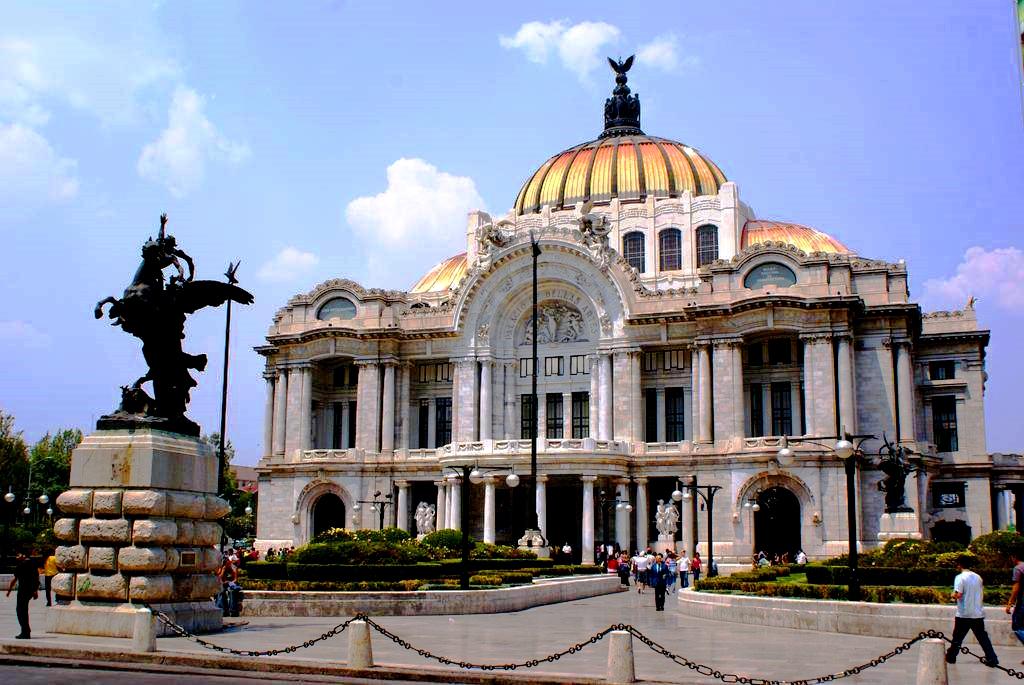 El Museo del Palacio de Bellas Artes tuvo un incremento del 22%, el más bajo de los 12 recintos.