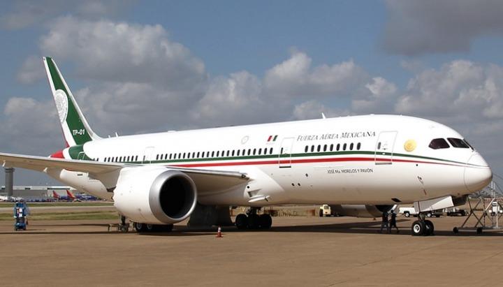 Estados con un opaco gobierno monárquico o ricas naciones integrantes del G-7 son con quienes ahora México comparte el uso de una aeronave presidencial de primer nivel.
