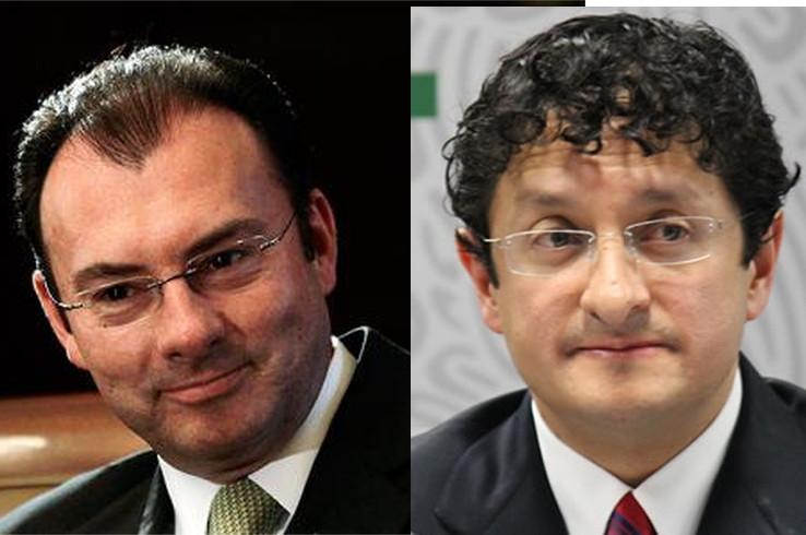 Virgilio Andrade y Luis Videgaray, firmaron los lineamientos de austeridad para los funcionarios del gobierno federal. Una