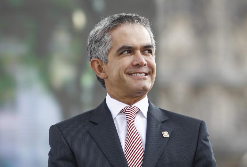 El discurso de mayor desarrollo económico de Miguel Ángel Mancera, jefe de gobierno de la capital, no se ha traducido en mayor empleo para sus habitantes
