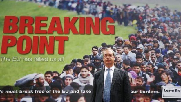 """""""Abandonar la rígida y poco democrática Unión Europea,"""" proclaman los separatistas."""