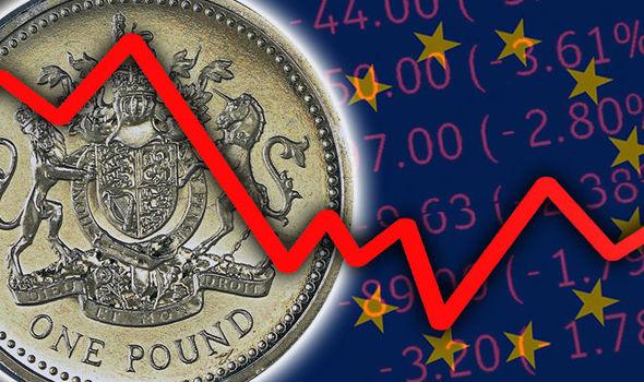 La libra esterlina y las monedas emergentes se derrumbaron frente al dólar tan pronto se conoció la victoria del Brexit