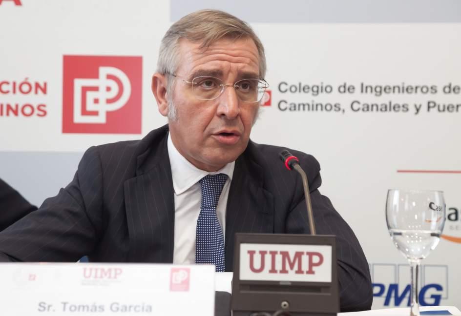 El consejero delegado de Grupo OHL, Tomas García Madrid, es partidario de que Grupo OHL venda algunas de sus concesiones en México, pero no toda la filial