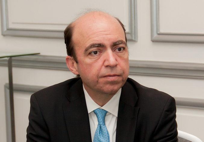Juan Osuna es el presidente de OHL México desde mayo de 2016
