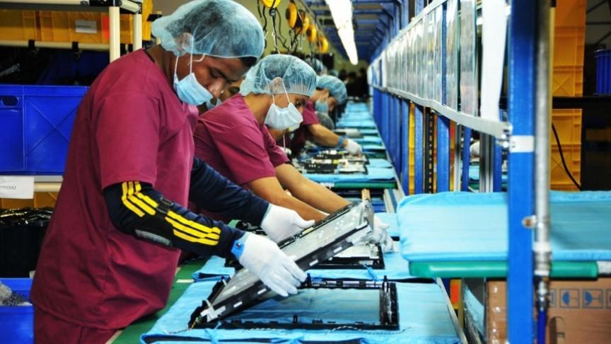 La inversión extranjera directa (IED) en el sector manufactura representó el 62% del total que llegó al país durante el primer semestre de 2016