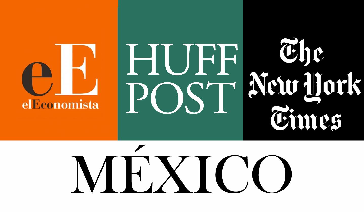 Potentes medios internacionales apuestan por conquistar a los lectores mexicanos  en medio de la crisis de credibilidad que atraviesa la prensa local.